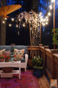 outside lighting ideas 26 breathtaking yard and patio string lighting ideas will