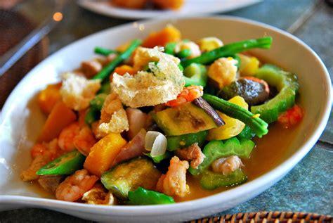 vegetables w potassium ilocano recipe pinakbet