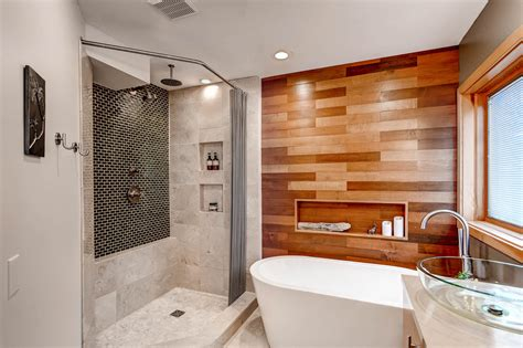 Spa Bathroom Design Pictures by Spa Like Master Bathroom Remodel Construction2style
