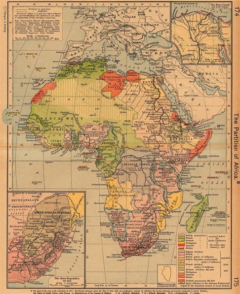 africa map history maps of colonial africa alternate history discussion board