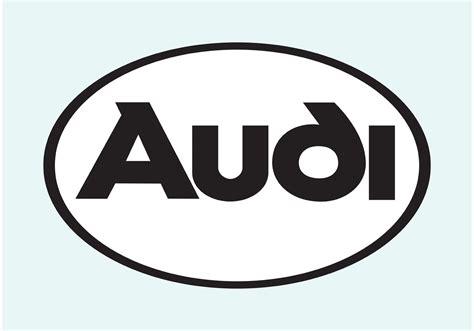 Audi Logo Jpg by Audi Vector Logo Free Vector Stock