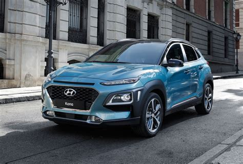 hyundai new new hyundai kona suv specs details photos by car magazine