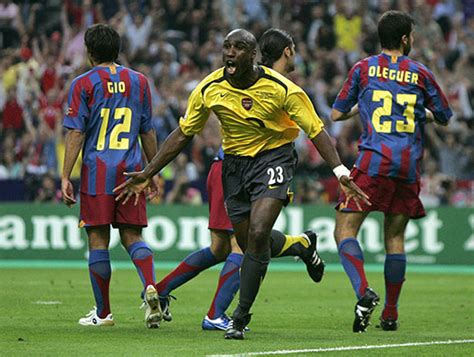 arsenal barcelona 2006 football how barcelona beat arsenal in the 2006 chions