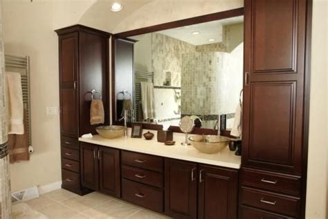 cherry wood bathroom 17 best images about cherry bathrooms on pinterest