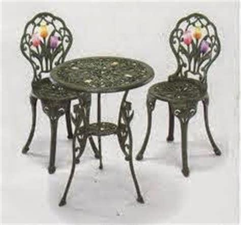 Kursi Teras Besi Tempa kursi taman dan teras besi desain minimalis