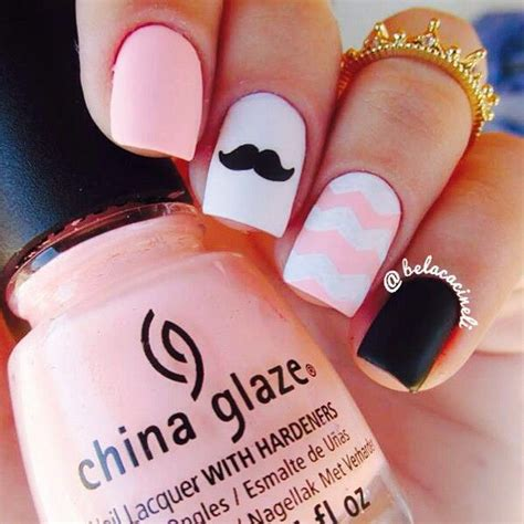 imagenes de uñas decoradas mas bonitas 17 mejores ideas sobre u 241 as color mate en pinterest u 241 as