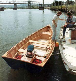 dory flat bottom boat custom wood boatbuilding 21 planing dory interior photos