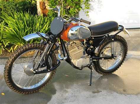 125 motocross bike 1971 dkw 125 motocross the owen collection