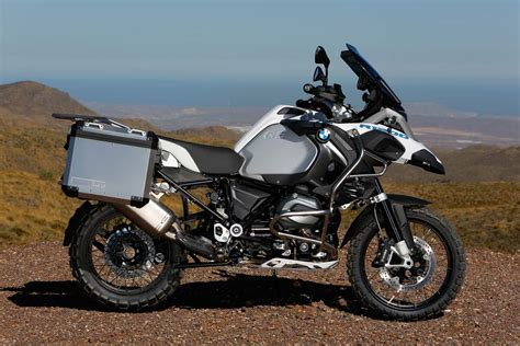 2014 bmw r1200gs adventure revealed motorcycle news