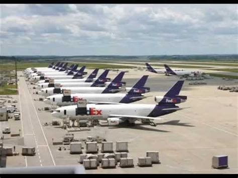 fedex aircraft