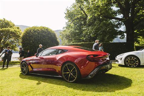 Aston Martin Zagato For Sale by Villa D Este 2016 Aston Martin Vanquish Zagato Concept