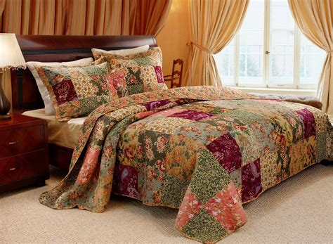 Bed Quilt Sets by Bedspreads King Size