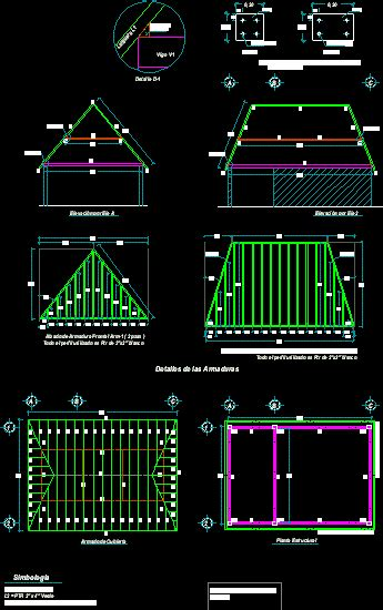 thatched roof gazebo structure dwg block  autocad