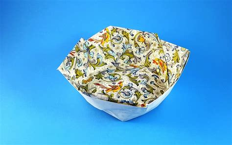 Origami Dish - ali s dish nick robinson gilad s origami page