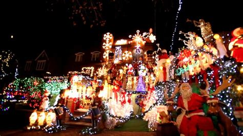 spectacular christmas light displays all across the usa