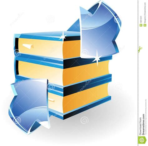 Arrow Books For Mba by Arrow And Books Stock Image Image 10811241