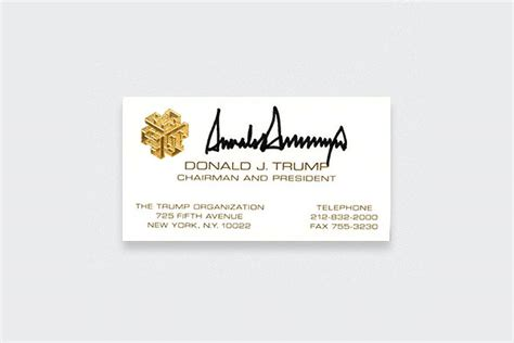 Famous Dave S Gift Card - 11 famous business cards that became legendary
