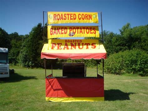 food stand portable concession tent food stand business ideas concession carts food trailers