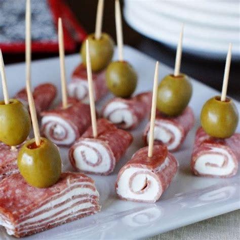 easy finger foods for 1000 ideas about cold finger foods on finger
