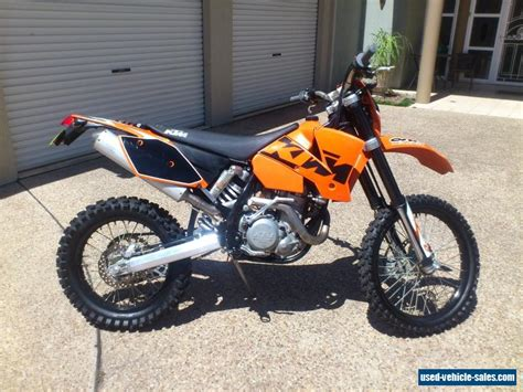 2004 Ktm 450 Exc For Sale Ktm 450 Exc For Sale In Australia