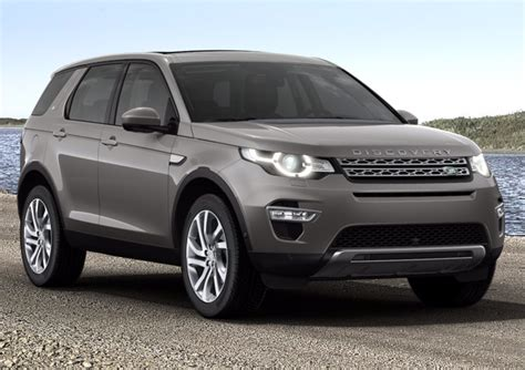 silver land rover discovery land rover discovery sport 2017 couleurs colors