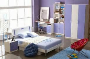 Exceptional Idee Deco Chambre Fille #5: Id�e-d�co-chambre-ado-fille-originale-violet.jpg