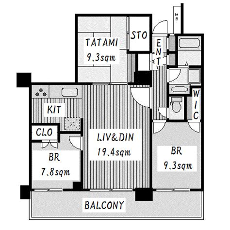guide to japanese apartments floor plans photos and a basic guide to japanese apartments japan info swap