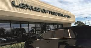 dealer profile lexus of new orleans