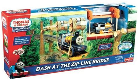 Tomase And Friends Set walmart friends dash at the zip line bridge 10