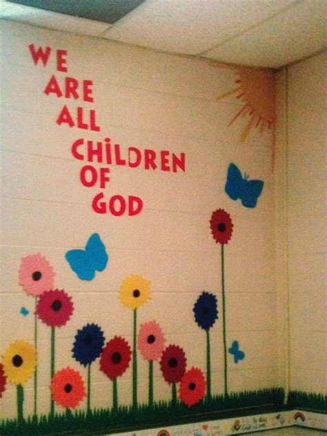 Sunday School Room Decorations by 1000 Images About Sprouts On Church Nursery