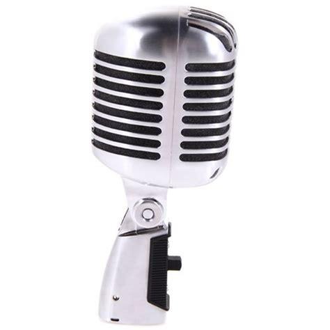 shure 55sh series ii vintage dynamic vocal microphone