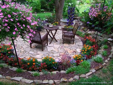 small herb garden design photograph cool very attractive d aranjamente de gradina cu pietre si flori 16 idei