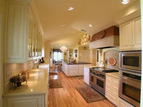 interior design above kitchen cabinets