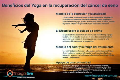 imagenes de yoga beneficios beneficios del yoga para pacientes con cancer de seno