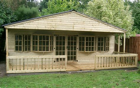 summer house garden summerhouses deal cedar buildings kent uk
