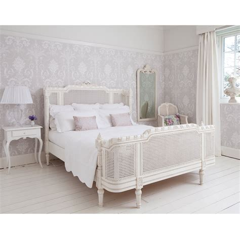 wicker beds provencal lit lit painted french bed french bedroom company