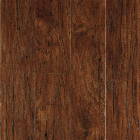 style selections      ft  chestnut handscraped laminate wood planks  lowescom