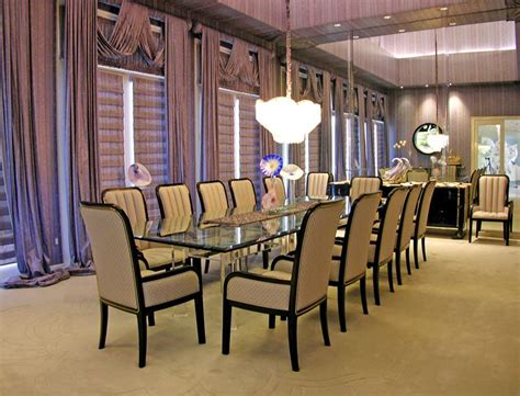 big dining room 23 designs for epically large dining rooms