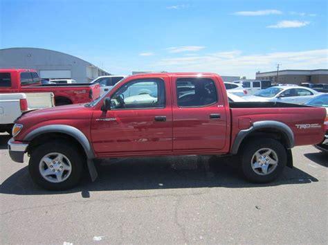 Toyota Tacoma 2003 For Sale 2003 Toyota Tacoma For Sale In Tempe Az