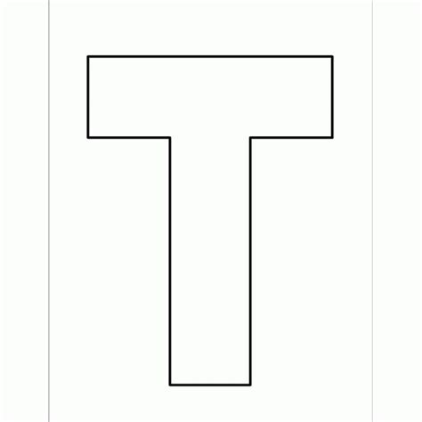 coloring page letter t coloring pages alphabet letter t coloring home