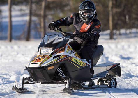 Snowmobile Sweepstakes - 2018 yamaha snowmobiles unveiled american snowmobiler magazine