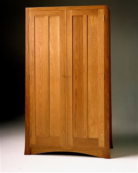 arts and crafts armoire arts and crafts armoire mission armoire wardrobe