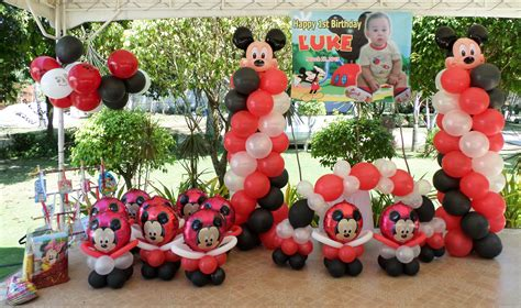 outdoor mickey mouse decorations outdoor birthdays other events this rainy season cebu