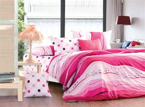 music note comforter set luxury bedding set 4 piece musical note sets004