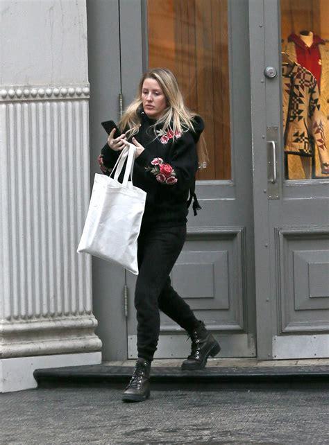 Ellie Goulding 1 ellie goulding goes shopping in new york city 01 10 2018