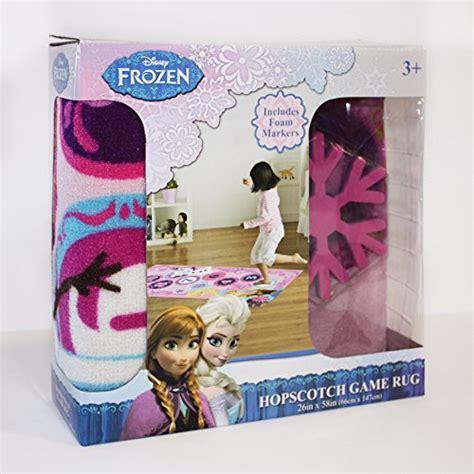 Disney Hopscotch Rug - disney frozen hopscotch rug