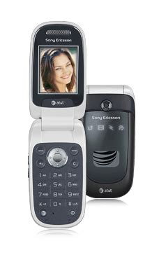 sony ericsson za gsm  locked black