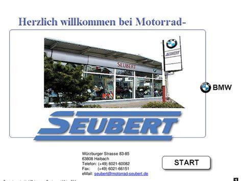 Bmw Motorrad Händler Tirol by Hugo Seubert Gmbh In Haibach Motorradh 228 Ndler