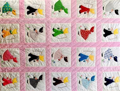 sunbonnet sue quilt free quilt patterns