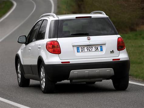 Fiat Sedici Interior by Car Picker Fiat Sedici Interior Images